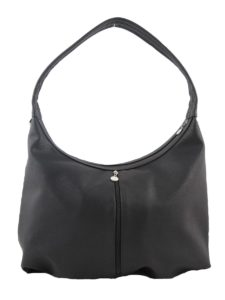 Большая черная сумка.